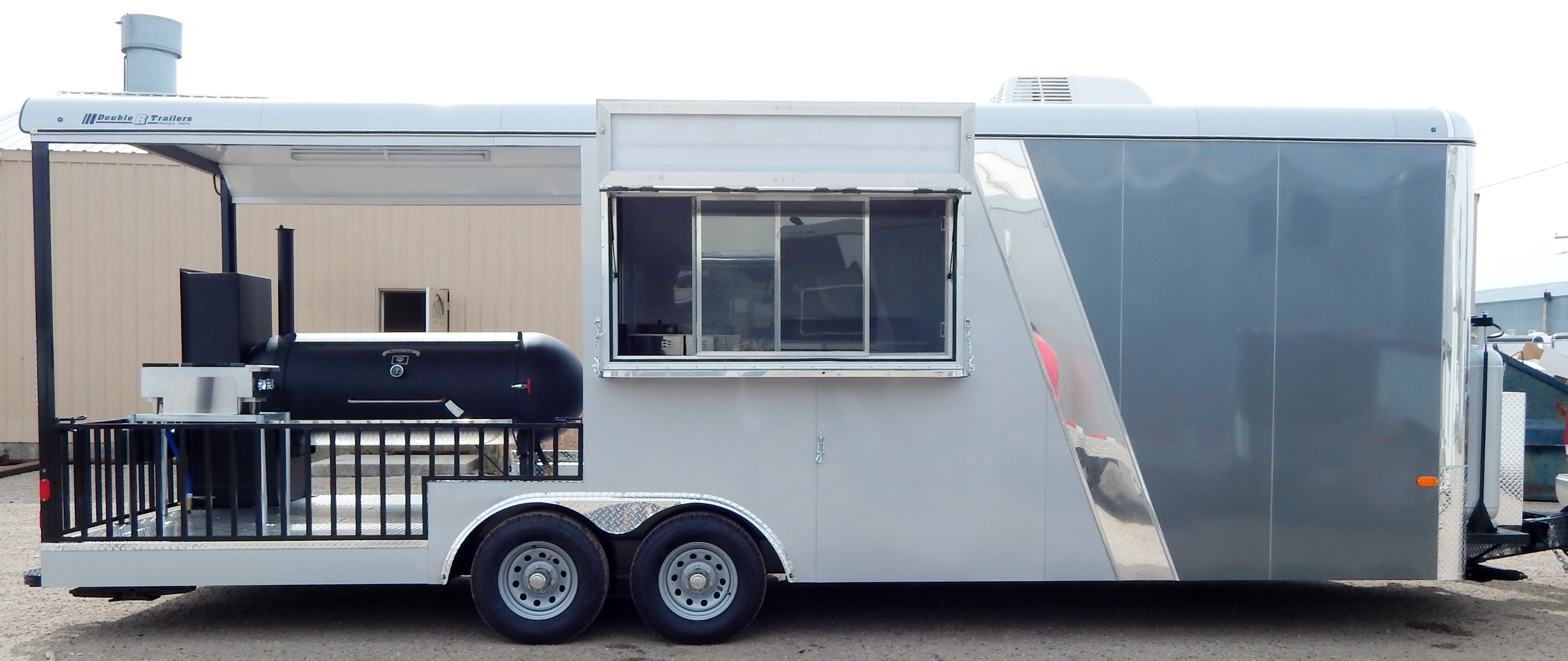 You Tube Build Food Truck