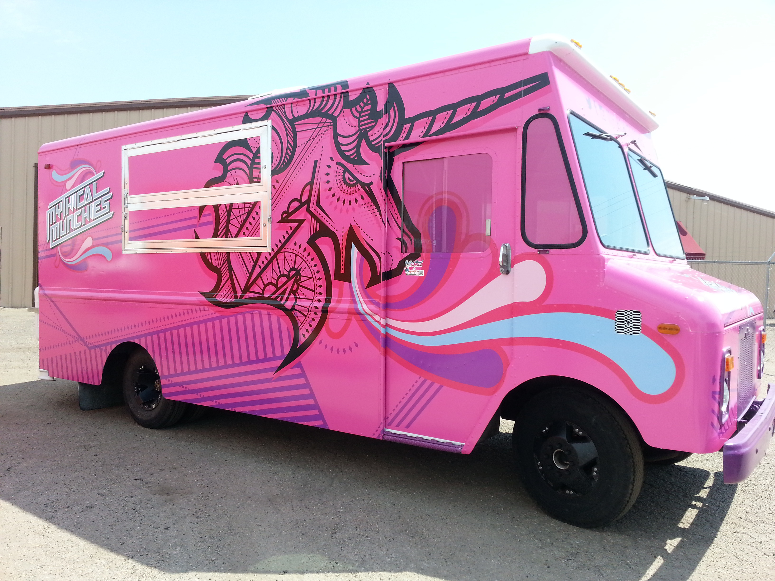 Food truck for Best food truck designs