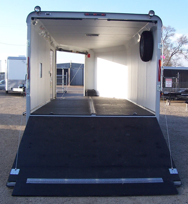 Snowmobile Trailer Flooring Ideas And Inspiration
